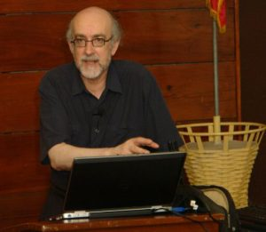 Belgian professor speaks at PLAI-CARLC STIMULATE seminar
