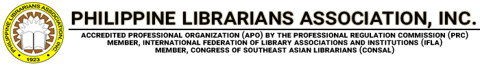 Philippine Librarians Association, Inc.